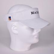 Maxx E White Visor