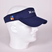 Maxx E Navy Blue Visor