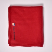 Blanket (Fleece) red