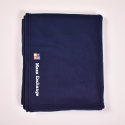 Blanket (Fleece) blue