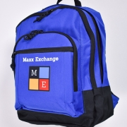 Back Pack Blue