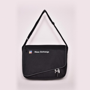 Transit Messenger Gray/Black
