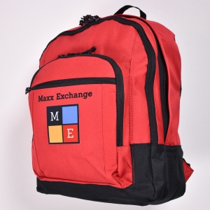 Back Pack Red