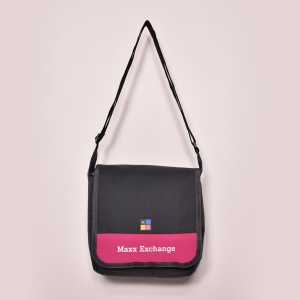 Lunch Cooler Pink/Black